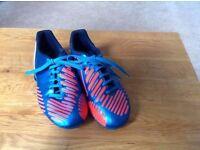 Adidas predito football boots size 2. Excellent condition.