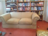 Sofa bed, from sofa workshop, good condition, very comfortable, sleeps 2. Yellow ochre