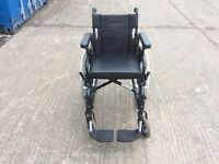 INVACARE ACTION 2000S SELF PROPELLED WHEELCHAIR