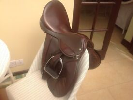 GP Saddle And Bridle