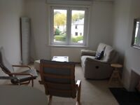Fully furnished two bedroom flat for rent