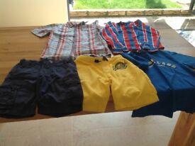 Boys bundle of designer clothes age 10