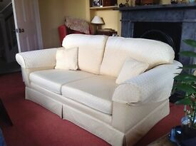Laura Ashley Winchester large two seat sofa