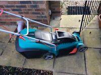 Bosch 3600 lawnmower