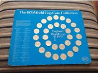 1970 World Cup Coin Collection (complete)