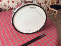 Full-size Roland compatable snare drum
