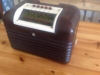 Vintage Bush radio DAC10