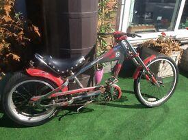 Schwin classic fat boy bike