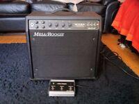 Mesa Boogie Rocket 44 Valve Guitar Amp..