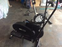 Pro fitness Cross trainer exercise en iso 20957 Very good condition fully working order
