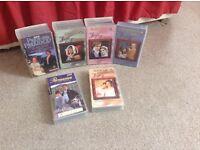 Complete set of 6 Videos of Jane Austen