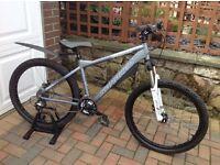 Saracen mantra mountain bike for sale
