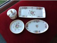 RETIRED MINTON CHINA VERY PRETTY (MARLOW) pattern ALL IN MINT CONDITION