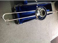 King 3B Silversonic Trombone. Excellent condition. Slide is smooth and plays beautifully.