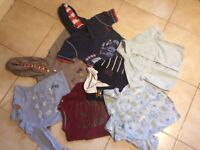 Boys clothes bundle, 18 to 24 months.