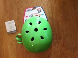 Child's Brand new Micro Helmet