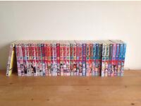 Manga comics for sale