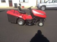MOUNTFIELD RIDE ON LAWN MOWER 36 inch CUT NEW DECK