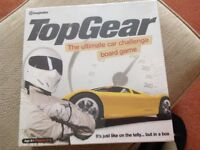 Top Gear Board Game - Brand new still sealed.