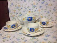 1930s childrens tea set