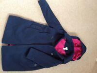 Smart, stylish, warm girl's coat