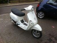 Vespa LX 125 2005 Malossi 190cc Kit - Spares or Repairs/Project