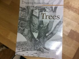 Drawing Masterclass - Trees. By Denis -Naylor