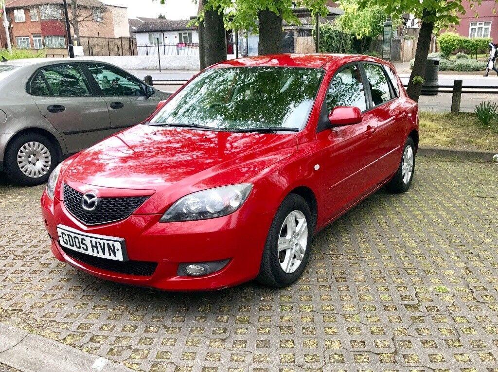 2005 Mazda 3 Battery