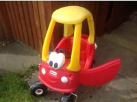 Little tikes coupe car for sale £10