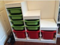 IKEA toy storage unit
