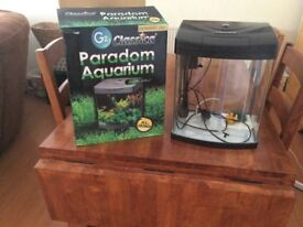 Classical Paradom Aquarium 30 litres