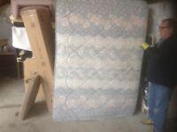 Double mattress,£25.00