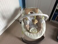Mothercare Vibrating Bouncer