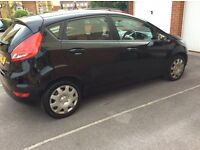 Ford Fiesta 5dr TDCI 2010 2 owners fsh £30 a year tax vgc