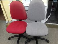 Computer chairs X 2 £12 each or £20 for both