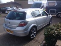 2007,57 vauxhall Astra 1.6 petrol long mot good runner