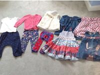 Girls 12-18months Summer bundle