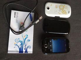 Samsung Genio Touch GT-S3650