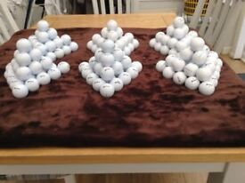 Golf balls for sale various brands