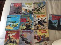 Old war comics