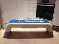 Reebok Step Deck, 5kg dumbbells, 8kg Kettlebell bundle