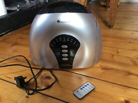 Homefront HFAP40W Remote Control HEPA Air Purifier & Ioniser with timer