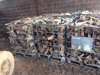 Top quality split logs / firewood delivered