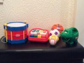 Little tikes toy bundle