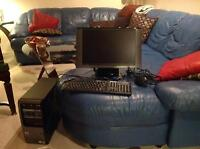 Desktop PC -hardly used- excellent condition