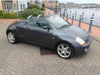 Ford Ka streetka , convertable, 2005 , new mot