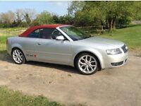Audi V6 Quatro Convertible