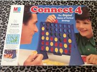 Connect 4 MB Games £5