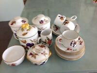 Evesham Royal Worcester items
