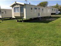 Stunning DG/CH 3 bedroom caravan for sale in Weymouth Dorset
